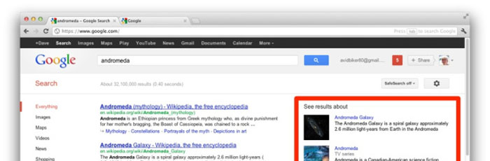 knowledge graph seo