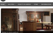 mobili dipinti tirolesi