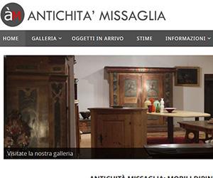 Antichit missaglia seo padova - Mobili dipinti tirolesi ...